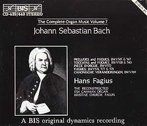 Johann Sebastian Bach: The Complete Organ Music, Vol. 7