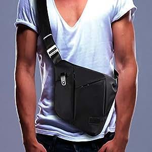 Amazon.com : Sling Bag, SPANLA Shoulder Crossbody Chest