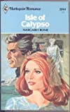 Front cover for the book Isle of Calypso by Margaret Rome