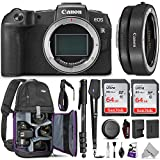 Canon EOS RP Mirrorless Digital Camera Body w/Canon Mount Adapter...
