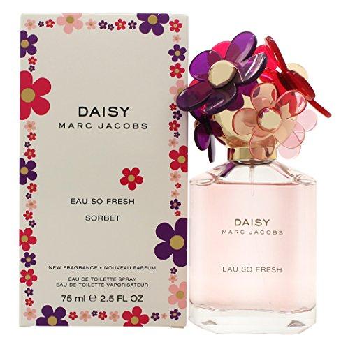 Marc jacobs daisy so fresh sorbet eau de toilette spray for women 25 fluid ounce
