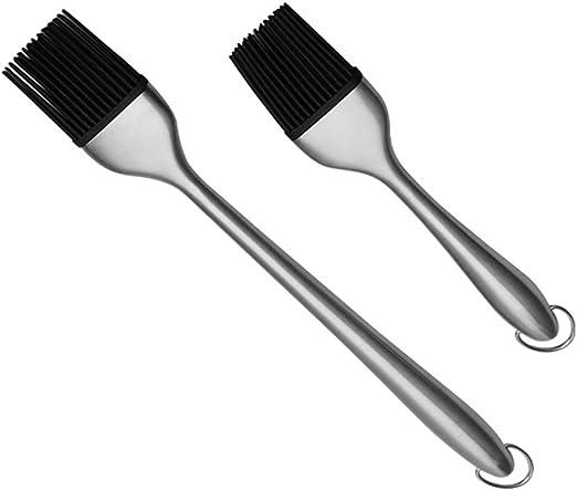 L-DiscountStore Cocina Pincel de cocina de silicona de grado ...