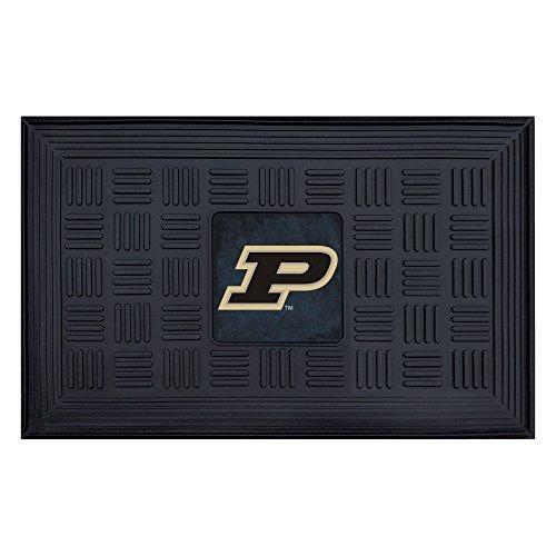 FANMATS NCAA Purdue University Boilermakers Vinyl Door Mat ()