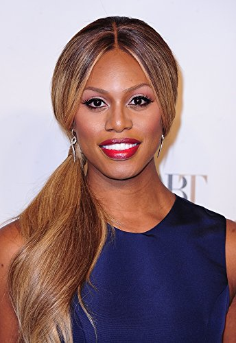 Posterazzi Laverne Cox at Arrivals for American Ballet Theatre (ABT) 75Th Anniversary Fall Gala Photo Poster Print (8 x 10)