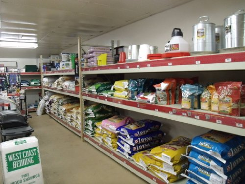 Farm & Feed Supply Store Start Up Sample - Feed Store