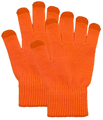 Simplicity Touchscreen Gloves for Phone, Ipad or Gps Touchscreen, (5000 Batting)