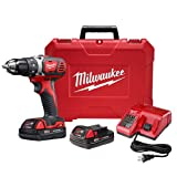 Milwaukee 2606-22CT M18 1/2″ Drill Driver CP Kit Review