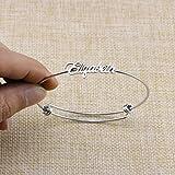 Custom Name Bracelet for Teen Girls Personalized