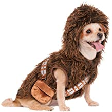 Rubies Costume Star Wars Chewbacca Hoodie Pet Costume, Medium