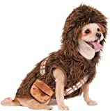 Best RUBIE'S TV Store Costumes - Rubies Costume Star Wars Chewbacca Hoodie Pet Costume Review