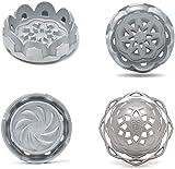 Hookah Bowl Set Upgraded Lotus 2 Heat Management