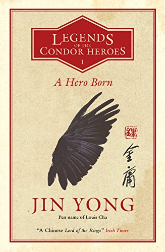 Amazon com: A Hero Born: the bestselling Chinese fantasy