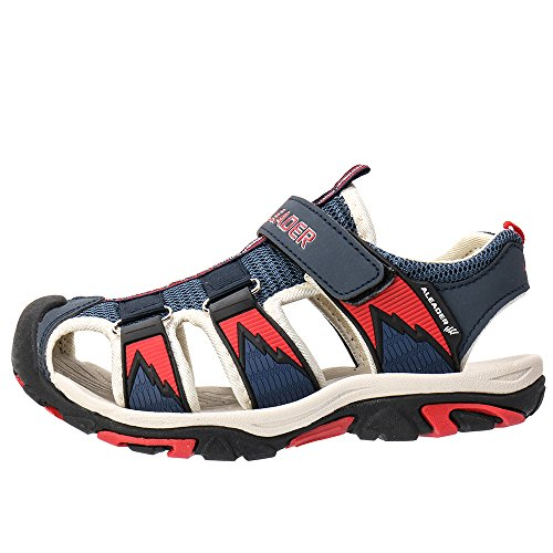 Image of ALEADER Kids Youth Sport Water Hiking Sandals (Toddler/Little Kid/Big Kid)