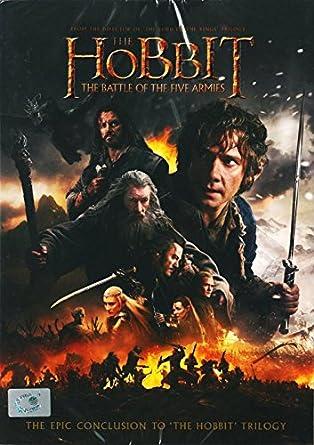 Amazon com: The Hobbit The Battle Of The Five Armies (DVD Zone 3