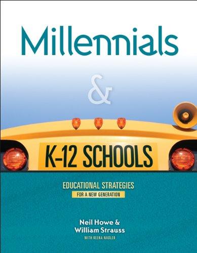 Millennials and K-12 Schools