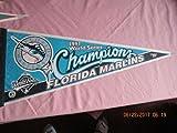 1997 Florida Marlins World Champions baseball pennant