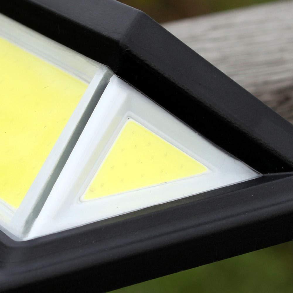 180COB Solar Power Lamp Motion Sensor Garden Security Outdoor Light Waterproof