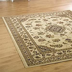 Flair Rugs - Alfombra (330 x 240 cm), color beige