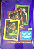 1991 Impel WCW Trading Card Unopened Box by WCW Wrestling