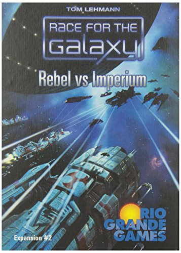 Race For The Galaxy: Rebel Vs. Imperium (Race For The Galaxy Rebel Vs Imperium)