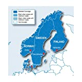 Garmin City Navigator Nordics for Detailed Maps of Denmark, Finland, Norway, and Sweden (microSD/SD Card)
