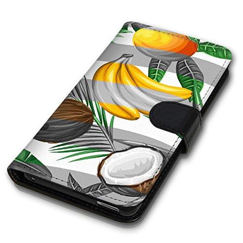 Wallet Book Style Flip Handy Tasche Case Schutz Hülle Schale Motiv Etui für Apple iPhone 6 / 6S - Design Flip MVD235