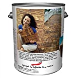 Teak Oil 1-Gallon Container