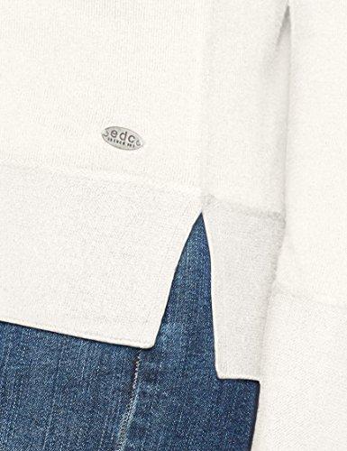 edc by 110 White Esprit Donna Off Cardigan Bianco HwwrdTq