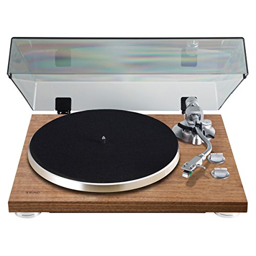 Teac TN-400S Turntable (Walnut)
