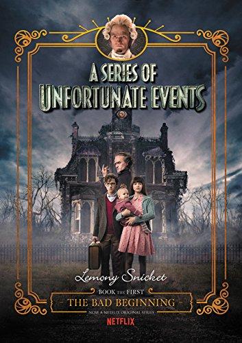 A Series of Unfortunate Events #1: The Bad Beginning Netflix Tie-in (2017 Halloween Event 2017)