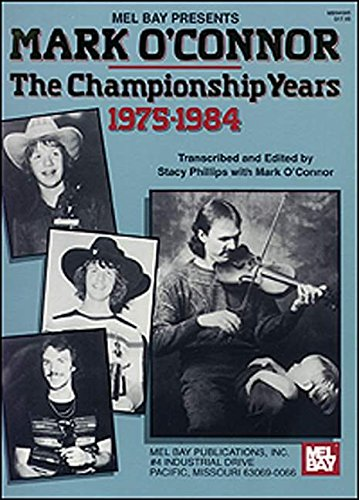 UPC 796279011563, Mel Bay presents Mark O'Connor: The Championship Years