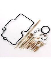 YFZ450 Carburetor Repair Rebuild Set Replacement for 2004-2009 Four-Wheelers