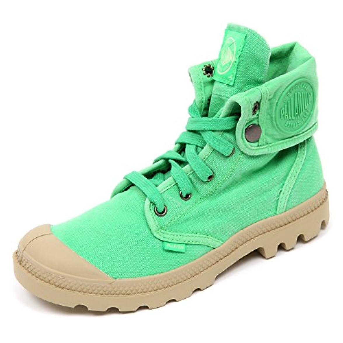 D2094 Sneaker Donna Palladium Baggy Scarpe Verde Vintage Shoe Woman