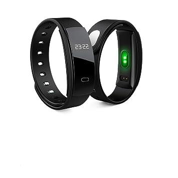 Bracelet Connecté Compatible avec Nokia 7 Plus, CEKA TECH® Tracker Activité smartwatch Sport Fitness
