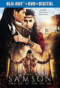 Cover Image for 'Samson [Blu-ray + DVD + Digital]'