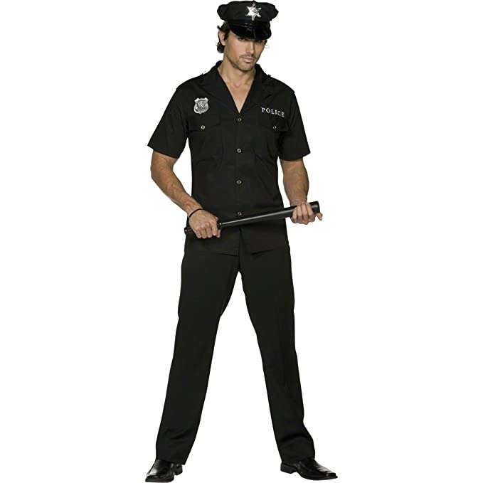 Disfraz de policía sexy para hombre traje stripper agente ...