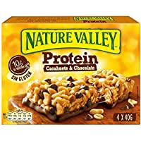 Nature Valley - Protein Cacahuete y Chocolate