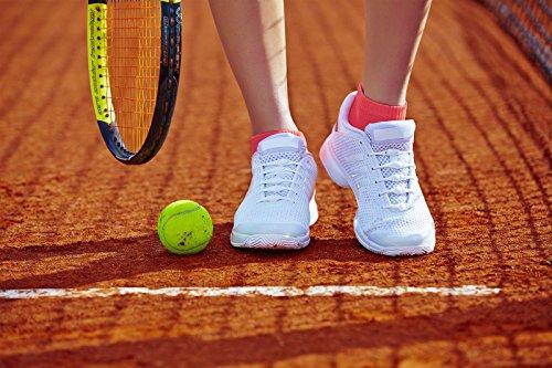 PIOJOS Elástico Zapato Sistema De Cordones paquete de 14 HICKIES 31 Opciones De Color ( ) - Gris Gris