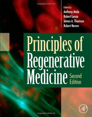 Principles Of Regenerative Medicine  Second Edition