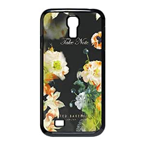 Samsung Galaxy S4 9500 Cell Phone Case Black Ted Baker Brand Logo Custom Case Cover A11A3820458