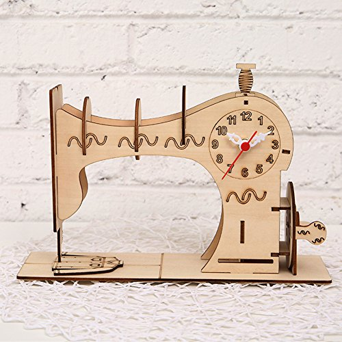 toy sewing machine wooden - 6