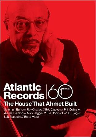 Amazon.co.jp | アトランティック・レコード:60年の軌跡 [DVD] DVD ...