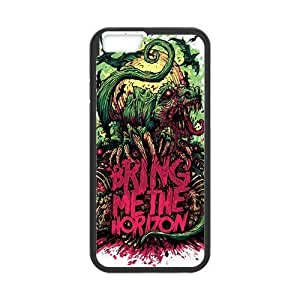 """Case for iPhone 6 4.7"""",Cover for iPhone 6,iPhone 6 case,Hard Case for iPhone 6,Bring Me The Horizon BMTH Design PC and TPU Screen Protector Hard Case for Apple iPhone 6 4.7"""""""