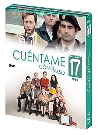 Amazoncom Cuentame Como Paso Temporada 17 Non Usa Format Pal
