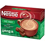 nestles hot chocolate fat free - Nestle Hot CocoaMix Fat Free Milk Choc (Pack of 4)