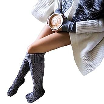 Amazon.com: Trenton Fashion Winter Warm Over the Knee
