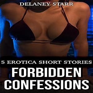 Forbidden Confessions Audiobook