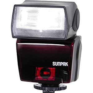Sunpak PF30XN Digital SLR Camera Dedicated i-TTL Flash for Nikon