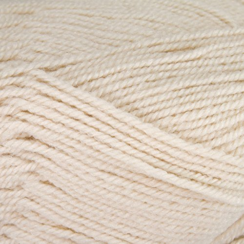 (Plymouth (1-Pack) Encore Worsted Yarn Sand 1202-1P)
