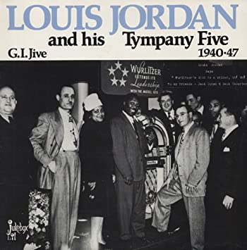 4fbce0aa791b7 Louis Jordan - G.I. Jive (1940-47) - Amazon.com Music